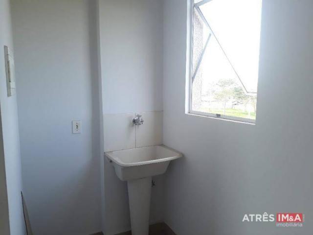 Apartamento com 2 dormitórios para alugar, 67 m² por r$ 600,00/mês - setor perim - goiânia - Foto 6