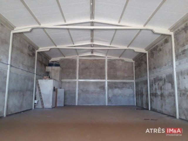Galpão para alugar, 0 m² por r$ 4.500,00/mês - residencial center ville - goiânia/go - Foto 3