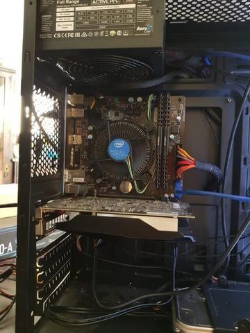 Placa mãe Intel - Semi nova - Foto 2