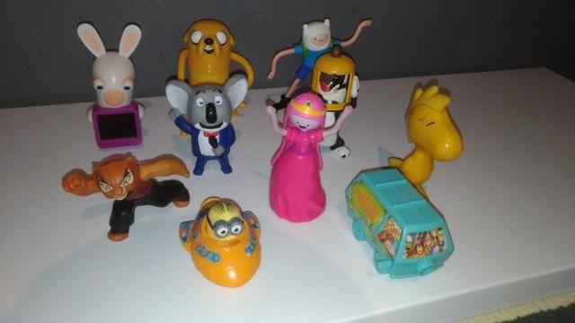 Brinquedos MC Donald - Foto 5