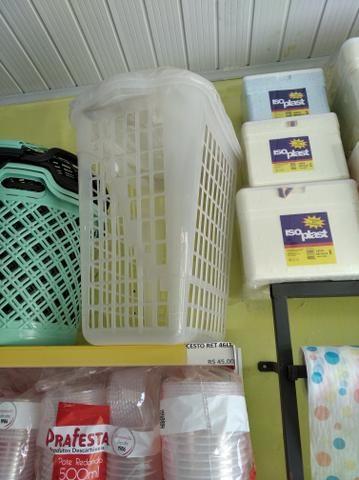 Loja de Mat. descartável e plástico