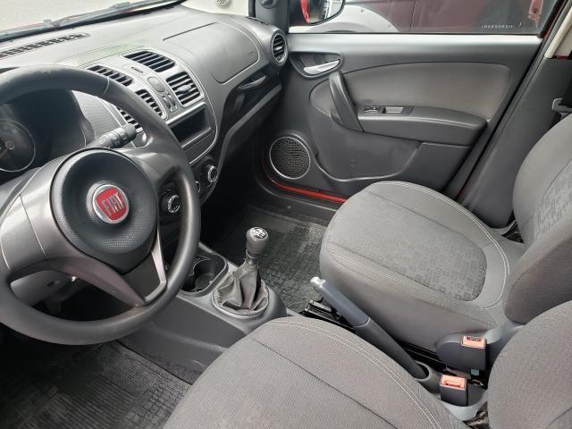 Fiat Palio Attractive 2017 Completo 1.0 8V Flex Revisado 53.000 Km Novo - Foto 9