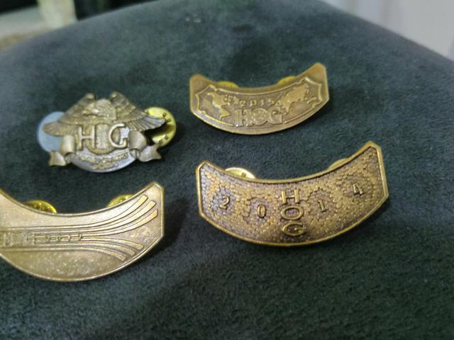 Patches e pins Harley Davidson - Foto 5