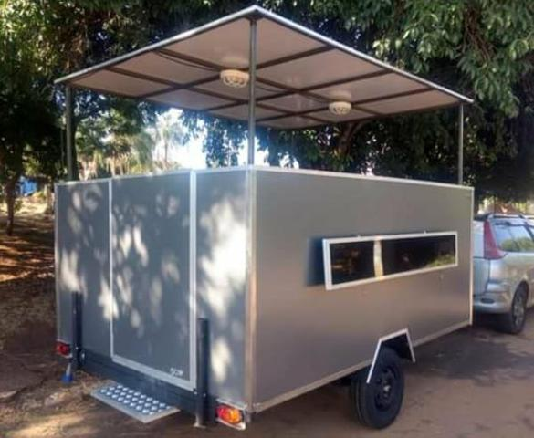 Food truck trailer nota fiscal pra emplacamento