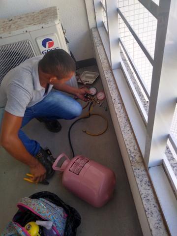 Manutenção ar condicionado - Foto 2
