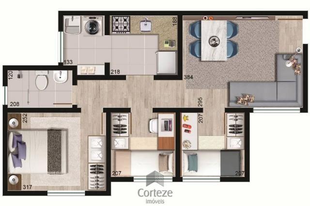 Apartamento 3 quartos em Colombo - Foto 11