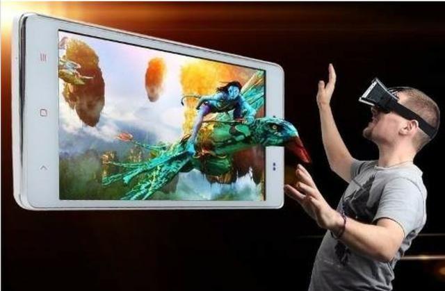 Oculos 3d Rift Realidade Virtual Cardboard Vr Box + Controle - Foto 6
