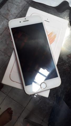 Vendo iPhone 6s 32g semi novo qualquer coisa chame no zap * pode ligar tbm - Foto 2