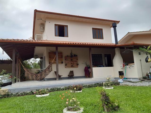 Casa Alto Aririu/Palhoça vende-se ou troca-se por sítio - Foto 2