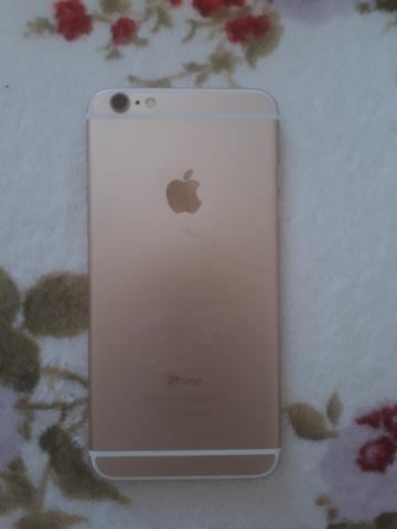 Vendo iphone 6 plus para retirada de peças - Foto 2