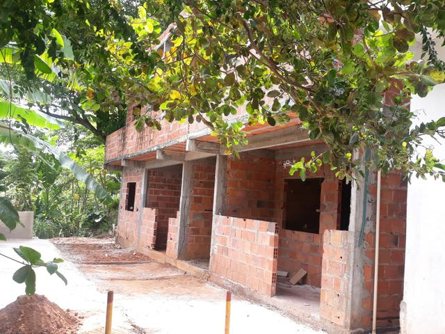 Casas em fase de acabamento preços a parti de 40,000