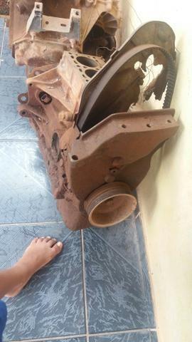 Bloco do motor do Gol geração 5 - Foto 2