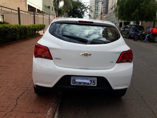Chevrolet Onix 1.0 LT 2018/2019 COMPLETO 2018/2019 - Foto 2