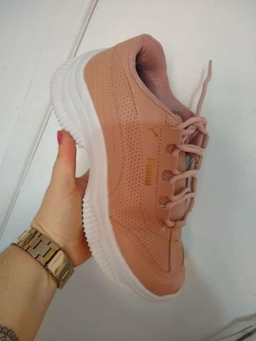 Adidas & Puma
