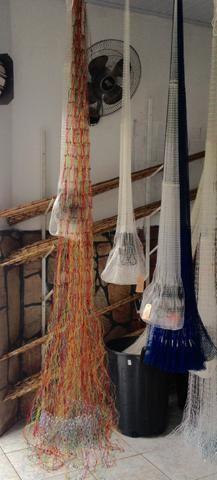Redes para Piscicutura despesca arrasto