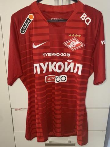 Camisa do Spartak Moscow - Foto 2