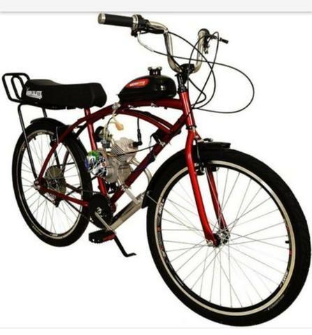 Bicicleta Motorizada! Preço de Black Friday!