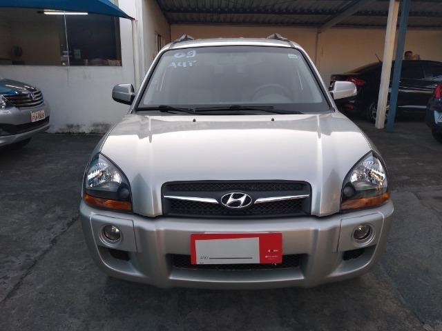 Hyundai Tucson GLS 2.0 - Muito nova - Foto 3