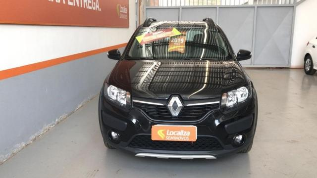 RENAULT SANDERO 2018/2019 1.6 16V SCE FLEX STEPWAY EXPRESSION MANUAL - Foto 4