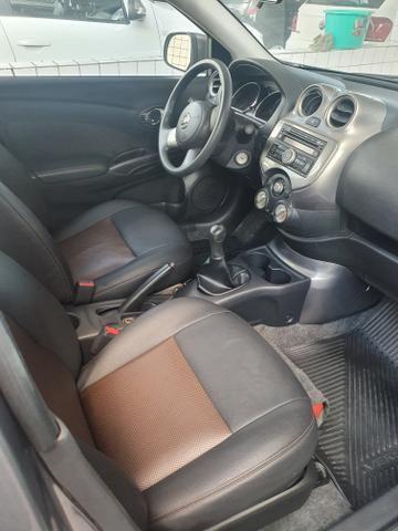 Nissan versa 1.6 2013 extra !!! - Foto 4