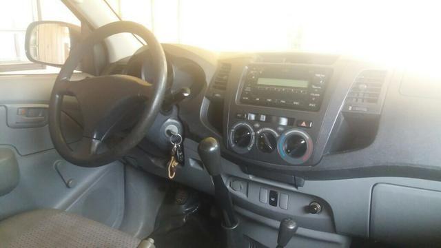 Hilux Diesel 4x4 CD D4-D 2.5 manual - Foto 4