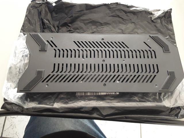 Base vertical com cooler ps4 slim - Foto 3