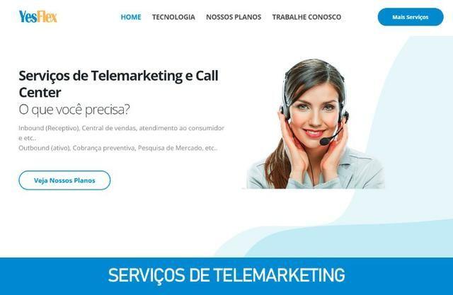 Empresa de Telemarketing, Call Center e Vendas por Telefone