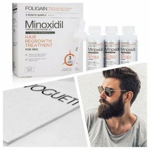 Minoxidil Foligain - Foto 6