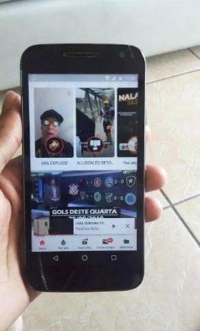 MOTO G4 play novinho  - Foto 6