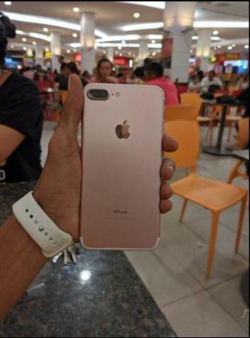IPhone 7 Plus Rose - Foto 2