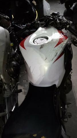 Moto Para Retirada de Peças/Sucata Honda Cbr 1000 rr Ano 2009 - Foto 2