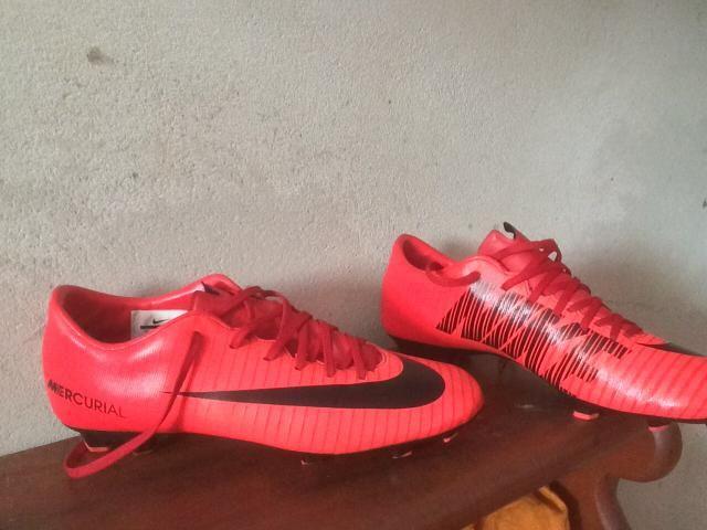 9e9d2d3121 Chuteira Nike mercurial nova - Roupas e calçados - Vila Fanton