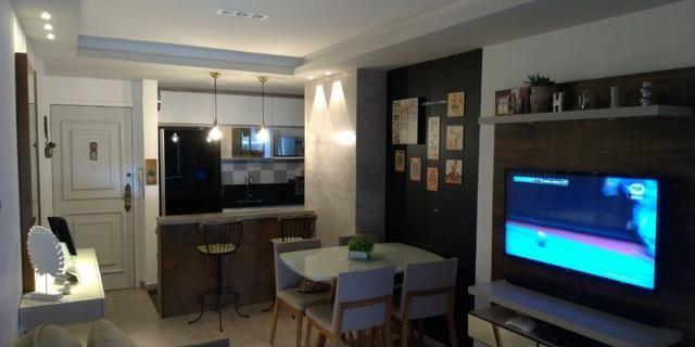 Lindo apartamento de 01 quarto a venda em Jardim Camburi - Foto 5