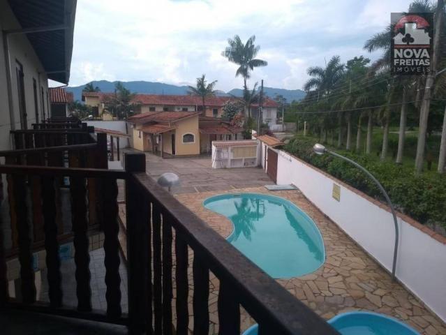 Casa à venda com 2 dormitórios em Pontal de santa marina, Caraguatatuba cod:SO1257 - Foto 9