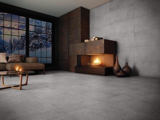 Revestimento Cimento 103x51 Retificado R$ 39,90m² Extra> Casa Nur - O Outlet do Acabamento