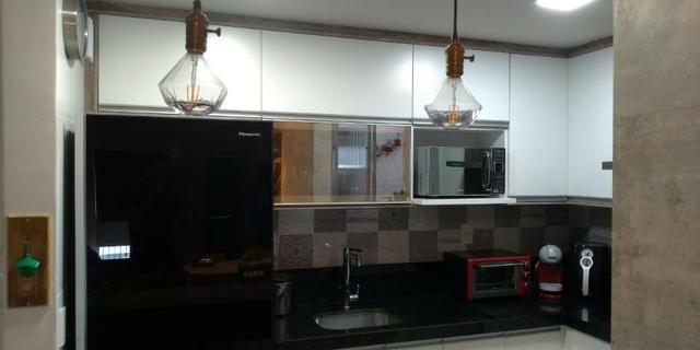 Lindo apartamento de 01 quarto a venda em Jardim Camburi - Foto 16