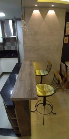 Lindo apartamento de 01 quarto a venda em Jardim Camburi - Foto 9