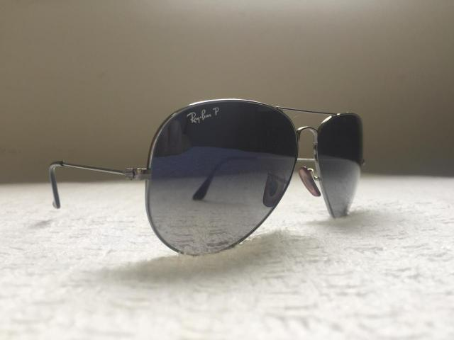 Óculos Ray-Ban Aviador Original Polarizado - Bijouterias, relógios e ... ab2416016d