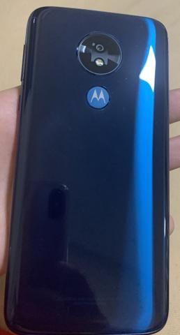 1003c38467a Smartphone Motorola Moto G7 Power 32GB XT1955 Desbloqueado Azul Navy ...