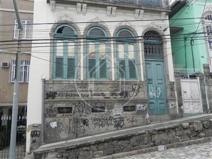 Casa com 4 dormitórios à venda, 233 m² - santa teresa - rio de janeiro/rj