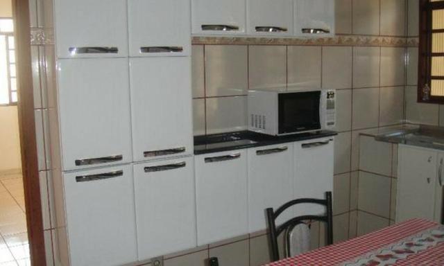 Casa mobiliada em Cuiabá para temporada, acomoda 9 pessoas, não necessita fiador - Foto 14