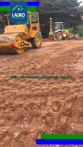 Terrenos no loteamento Colinas do Ipiranga, obras em andamento a todo vapor - Foto 15