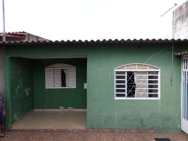 Casa Qnm 25 - 2 qts + cs lateral 1qt Ceilandia-Sul -DF