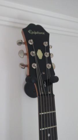 Guitarra Epfhone semiacustica - Foto 3