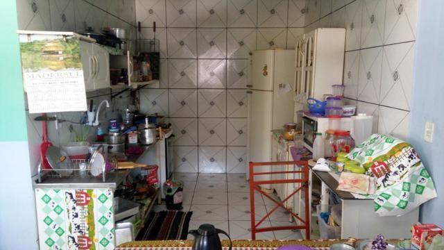 Casa no Distrito da Guia com 2 quartos, 1 edícula e barracão de 110 m²