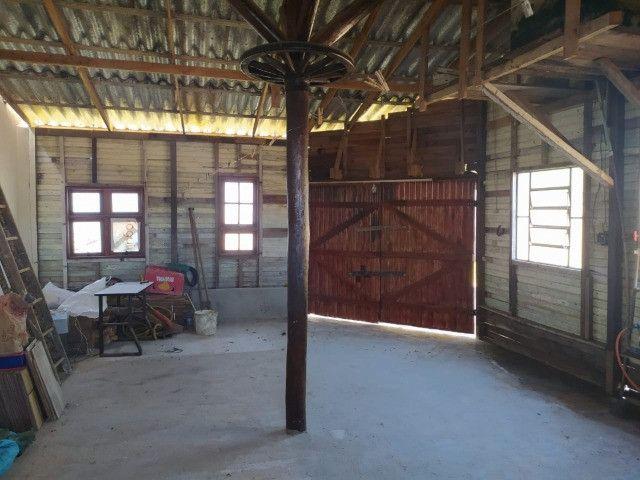 Velleda of sitio, casa, salão de festas, a 600 mts RS040, troca sítio maior - Foto 3