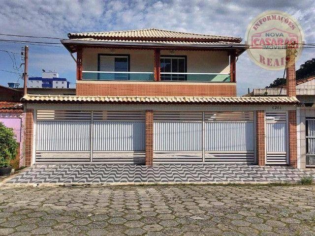 Casa 2 dormitórios no Bairro Canto do Forte em Praia Grande SP - Foto 2