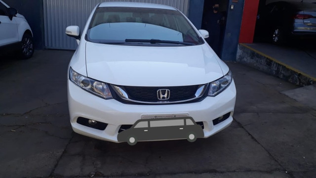 Honda Civic LXR 15/16 - Foto 8