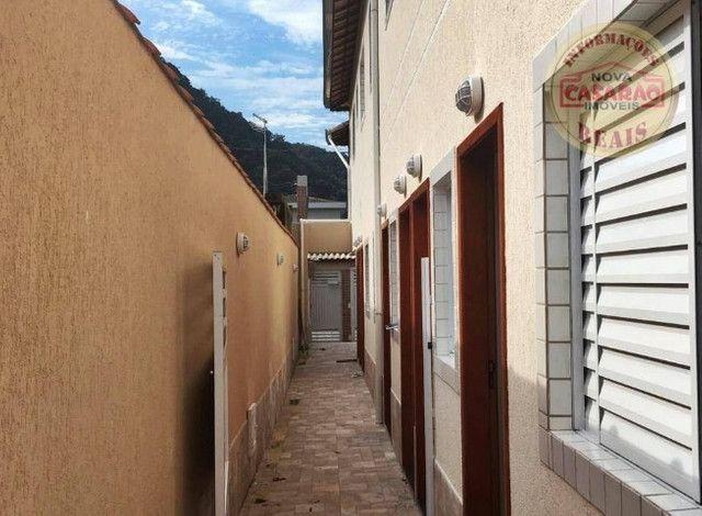 Casa 2 dormitórios no Bairro Canto do Forte em Praia Grande SP - Foto 5