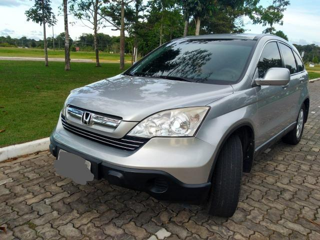 Vendo ou Troco Honda CRV - Foto 9
